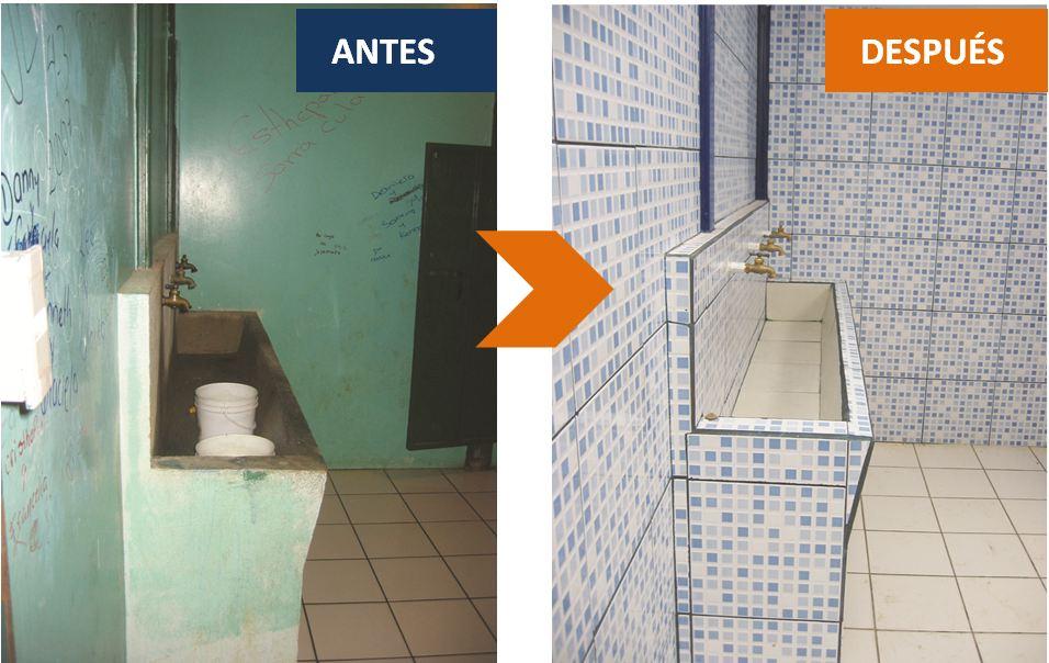 remodelaciones de ba os escolares fundaci n curridabat