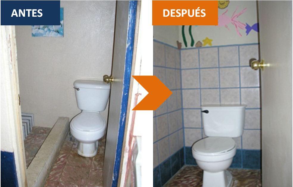 Banos Jurado.Remodelaciones De Banos Escolares Fundacion Curridabat